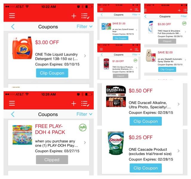 MyMixx coupons at Jewel-Osco