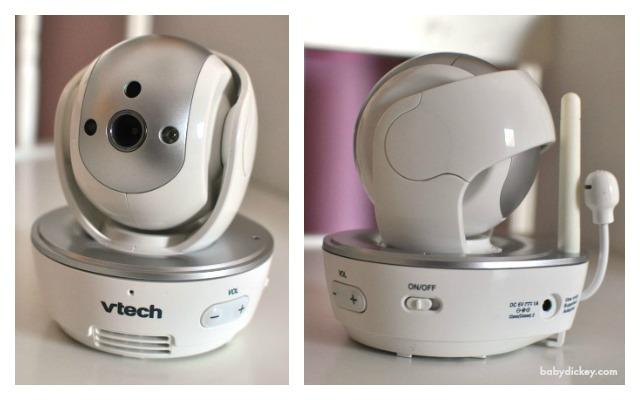 vtech video monitor camera