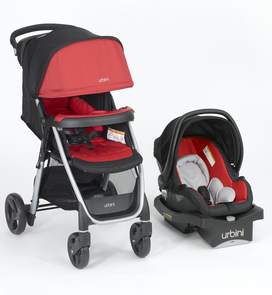 Urbini Emi Travel System